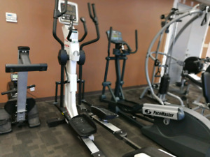 Pre-owned fitness equipment
