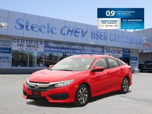 2017 HONDA CIVIC EX - SUNROOF, Heated Seats, Alloys and much mor