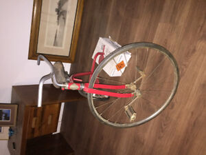 Old antique tricycle for sale