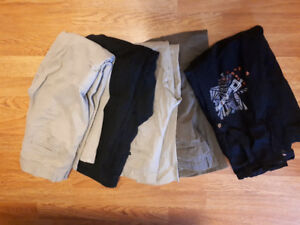 Boys Pants and jeans- size 10