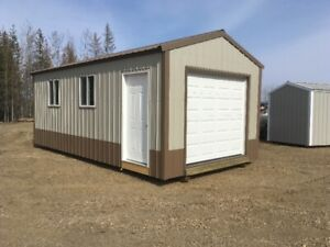 Sheds, Shelters, Cabins, Custom Buildings