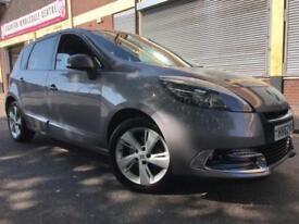 Renault Scenic 2012 1.5 dCi Dynamique Tom Tom 5dr 1 OWNER, FSH, 6 MONTH WARRANTY