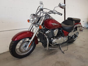 Need winter storage for your motorcycle