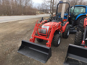 New McCormick 24hp Tractor - Heavy Duty Ready For Work!