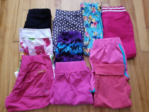 Lot de vêtements fille 8-10 ans