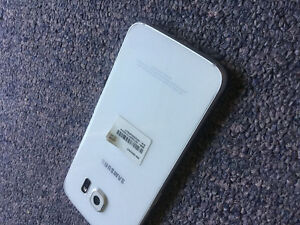 Samsung Galaxy S6 32 GB Cambridge Kitchener Area image 1