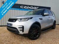 2017 17 LAND ROVER DISCOVERY 2.0 SD4 HSE LUXURY 5D 237 BHP DIESEL