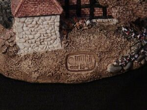 "Lilliput Lane ""Bredon House"" London Ontario image 6"