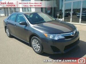 2014 Toyota Camry LE  - Certified - $106.19 B/W