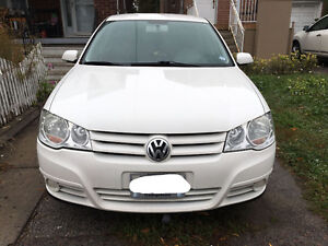2008 Volkswagen City Golf Hatchback