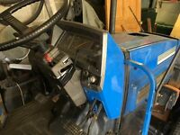 Iseki compact tractor 4wd south cumbria