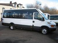 IVECO DAILY IRIS BUS 17 SEAT WHEELCHAIR ACCESSIBLE DISABILITY MINIBUS COIF PSV