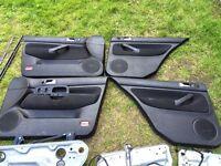 Vw golf mk4 doors cart