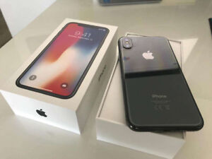Iphone x 64gb unlocked