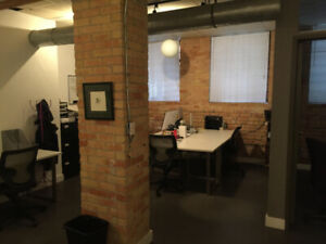 Awesome King West Office for sublease