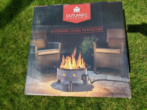 Propane Firebowl - New in box