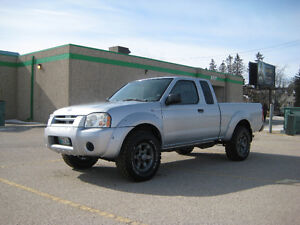 2003 Nissan Frontier XE 4x4 King Cab Pickup Truck