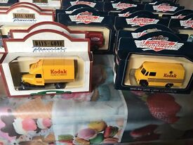 Classic model vehicles