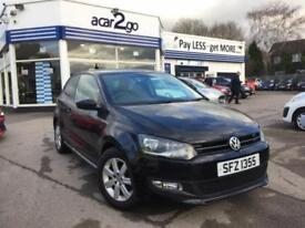 2014 Volkswagen POLO MATCH EDITION Manual Hatchback