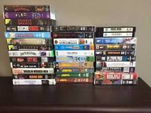 33 Mixed VHS movies, video tapes, movies Bella Vista The Hills District Preview