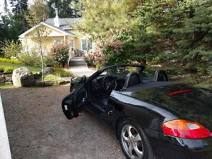 Porsche Boxster mint condition