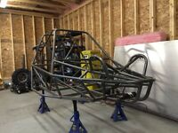 Mini buggy chassis