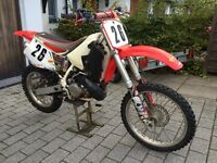 Honda CR 250 needs to sell fast