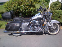 2003 Harley Davidson Special Edition Road King Classic as new