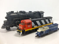 ONLINE TRAIN & TOY AUCTION