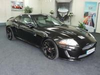2009 JAGUAR XK XKR 5.0 SUPERCHARGED + IVORY LEATHER + BIG SPECIFICATION + COUPE