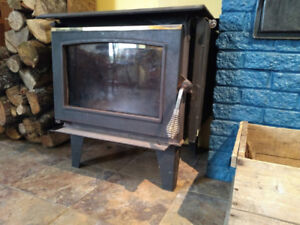 Woodstove,  Airtight