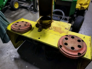 TRACTOR WHERL WEIGHTS
