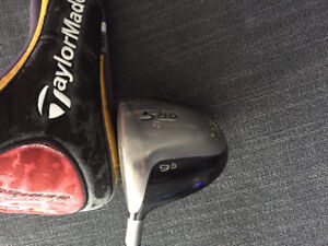Like new left hand taylormade driver R580   9.5