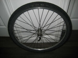 Roue Avant 26 pouces / 26 inch Front Wheel