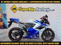 2012 62 HONDA CBR600RR RR-A, 0% DEPOSIT FINANCE AVAILABLE
