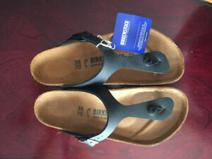 Brand new Birkenstock sandals ladies !