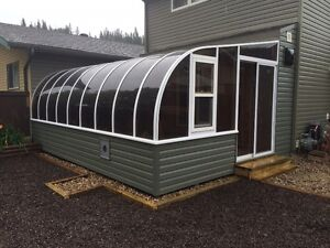 Sunrooms and solariums for NWT, enjoy the outdoors all year!