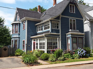 Executive, Furnished, Victorian Downtown Home