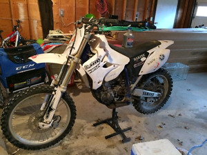 YZ450F Dirt Bike