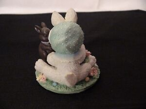 Enesco Corporation Cream And Cocoa Figurine London Ontario image 4