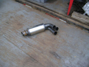 ***EXHAUST CAN TO FIT 800 TRIPLE CK-3 CHASSIS SKI-DOO***