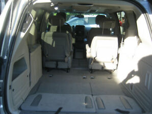 2008 Town and Country Van - Comes with Safety