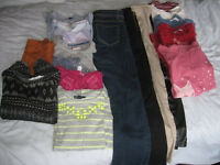 Girls Large Clothes Bundle 2 suitable for girl age 10-11