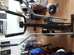 Progear elliptical machine