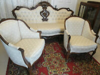 Upholstery/Re-upholstery/Restoration services