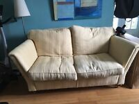 The comfiest sofas on Gumtree! 150 for the pair!!
