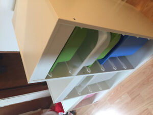 Square Storage Unit Bought From IKEA