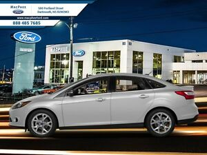 2014 Ford Focus Titanium  - Bluetooth -  Heated Seats