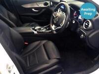 2014 MERCEDES BENZ C CLASS C220 BlueTEC AMG Line 4dr Auto With Paddle Shift