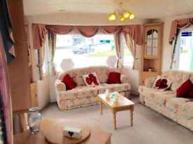 Static Caravan Clacton-on-Sea Essex 2 Bedrooms 6 Berth Atlas Solitaire 2004 St